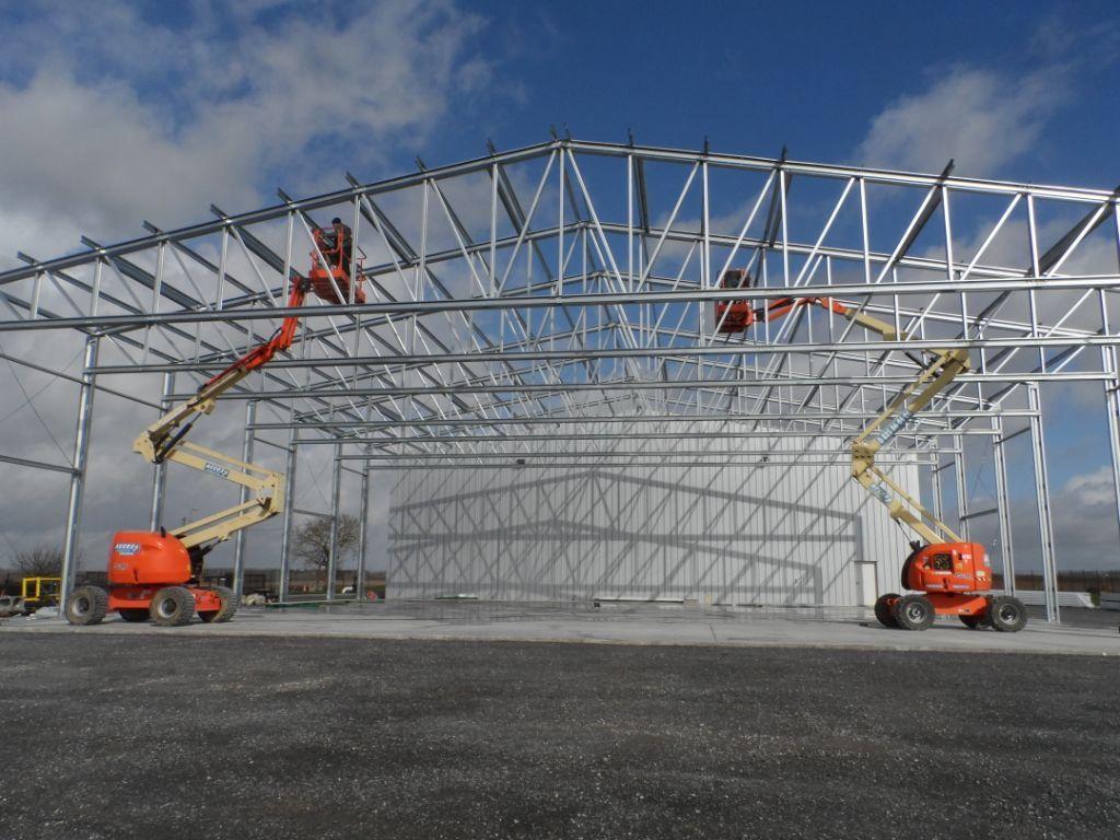 Bâtiment industriel Vienne