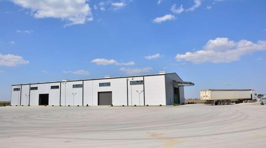 bulk storage grain vegetables steel industrial
